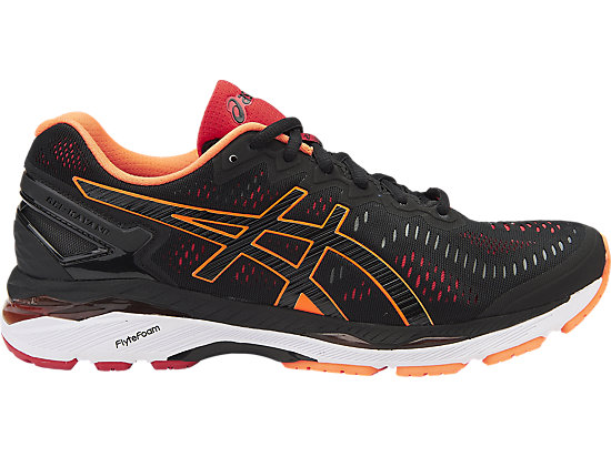 Asics Gel Kayano 23 Blk/Orange