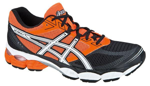 Asics Gel Pulse  Black/Orange